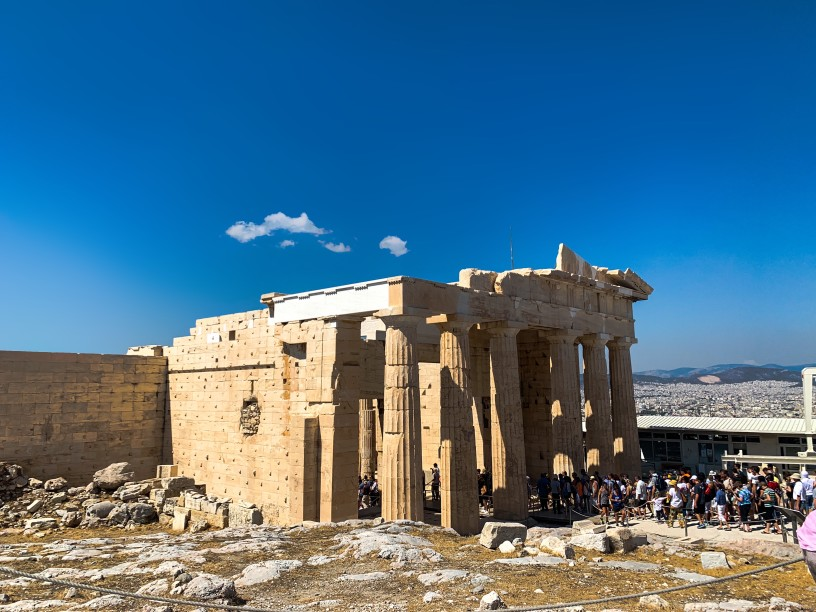 lieux touristiques grèce